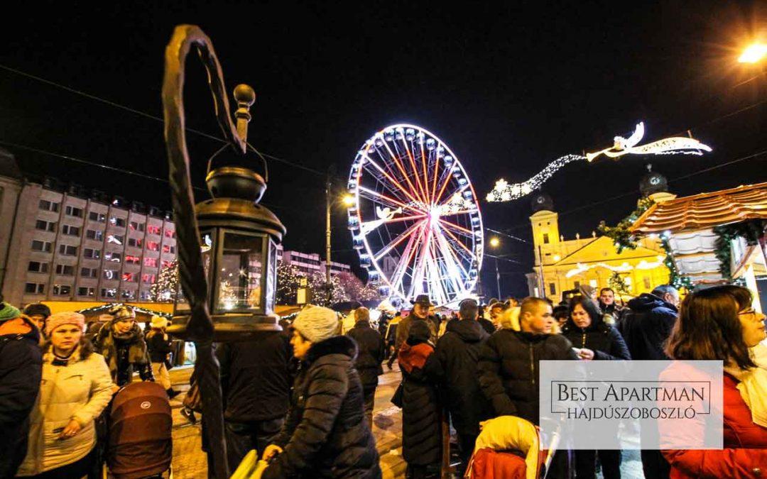 Hajdúszoboszló advent – Debrecent se hagyd ki