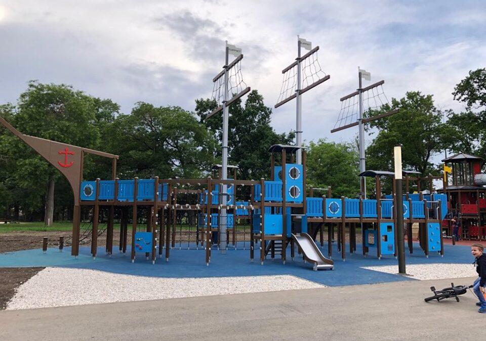 Az újonnan nyílt szabadidő park is elérhető hajdúszoboszlói szállásunkról!