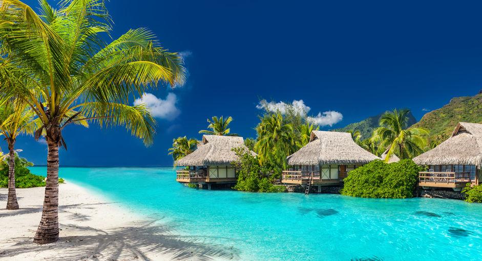 Tahiti Beach: trópusi tengerpart Hajdúszoboszlón