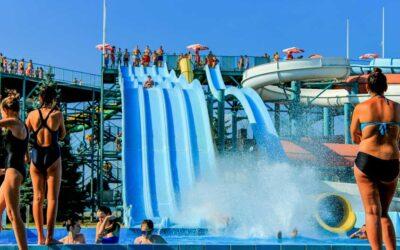Hajdúszoboszlói csúszdapark: Aquapark