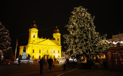 Debrecen Advent 2020