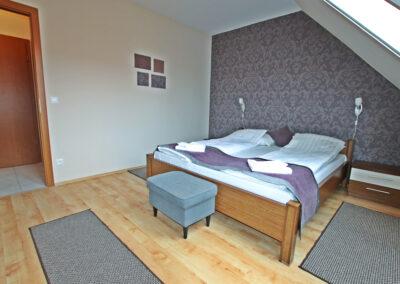 Best Apartman Hajdúszoboszló szállás superior B 17 apartman háló