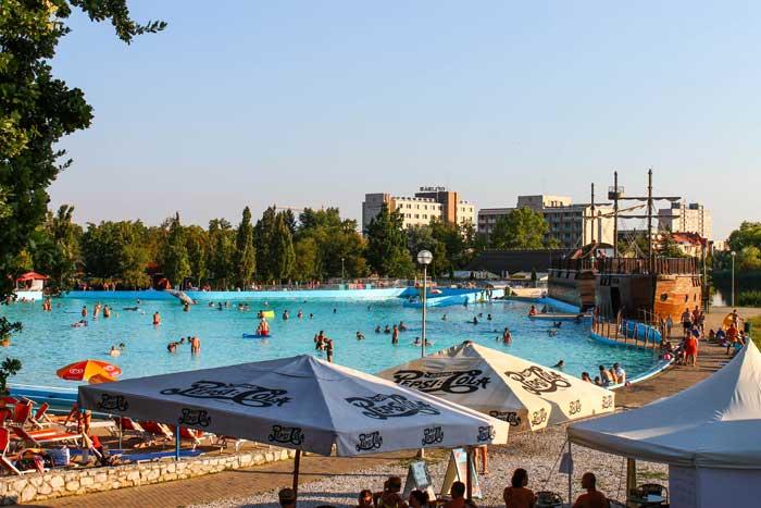 Best Apartman Hajdúszoboszló strand mediterrán medence